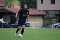 Z přípravného fotbalového utkání Libice nad Cidlinou - Bohemia Poděbrady (2:0)
