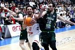 Basketbalisté Nymburka potvrdili roli favorita a porazili Bandirmu