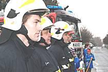 Sbor dobrovolných hasičů ze Všechlap dostal nové zásahové vozidlo.