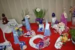 Velikonoční výstava v Domově Rožďalovice