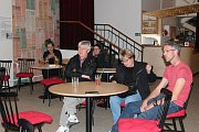 V předsálí nymburského kina Sokol se konaly další Kinoty.