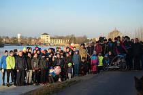 Silvestrovského běhu se zúčastnilo jednasedmdesát běžců