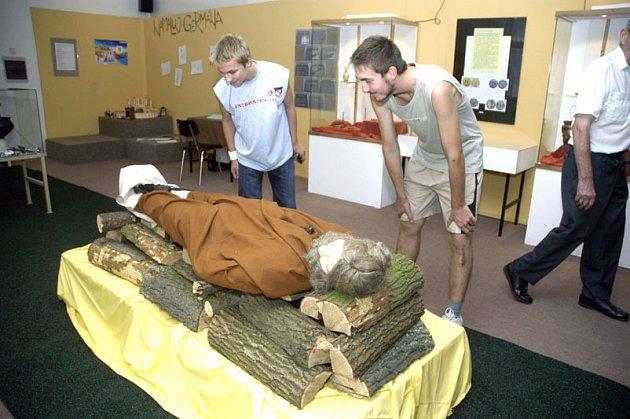 Na výstavu Germáni a Římané mohou vyrazit zájemci do Polabského muzea v Poděbradech.