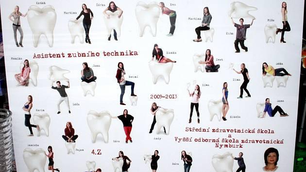 Střední zdravotnická škola Nymburk, asistent zubního technika