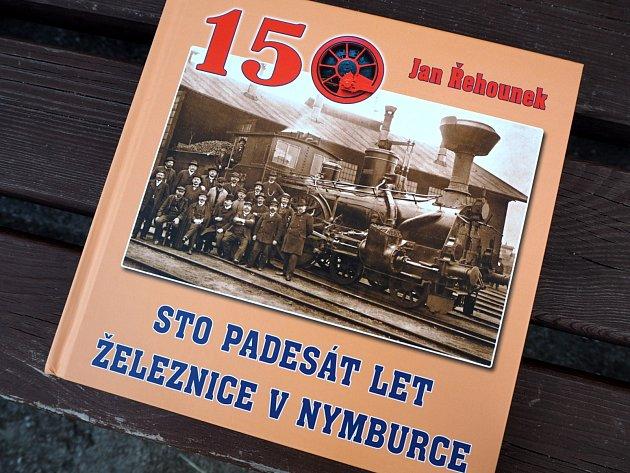 Nakladatelství Kaplanka vydalo vminulých dnech knížku Jana Řehounka nazvanou 150let železnice vNymburce.