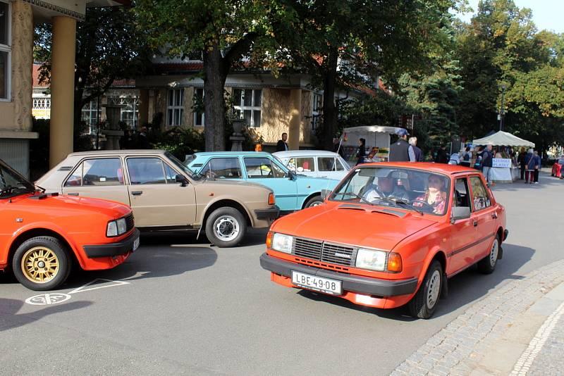 Ze srazu Garde & Rapid 2021 v Poděbradech.