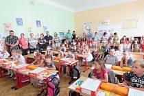 MŠ a ZŠ v Sokolči se rozrůstají