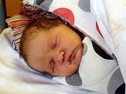 NA ADÉLKU UŽ SE V PODĚBRADECH MOC TĚŠILI. Z prvorozené Adélky Lonské se radují rodiče Zbyněk a Lenka od úterý 7. listopadu 2017, kdy se narodila v 8.22 hodin, měřila 50 cm a vážila 4 230 g.