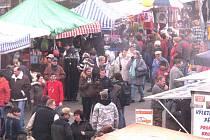 Stříbrné trhy na lyském Výstavišti navštívily stovky lidí