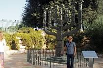 V posledním dílu blízkovýchodního cestopisu zavítal náš spolupracovník Milan Čejka k symbolu židovského státu, sedmiramennému svícnu nebo do Muzea holocaustu.