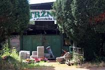Tržnice už v současné době nefunguje, na vrcholu slávy byla v 90. letech.