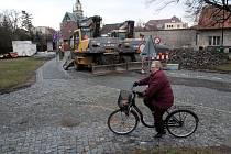 Do části lokality Na Rejdišti se už řidiči nedostanou.