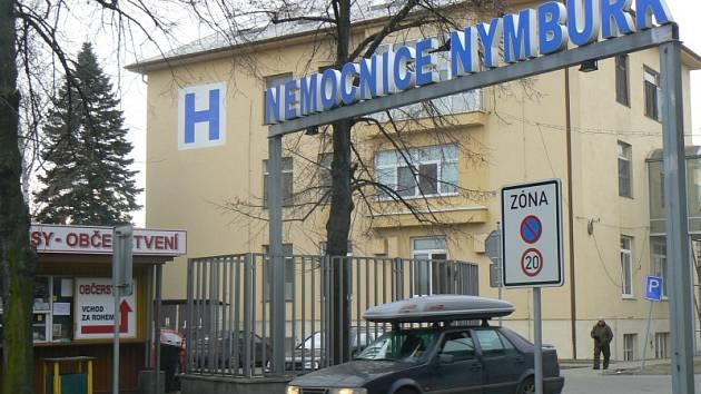 Nemocnice v Nymburce