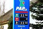 Pap Oil v Milovicích