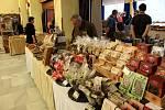 První čokoládový festival na Nymbursku se konal v prosinci 2017 v poděbradském Kongresovém centru na kolonádě.