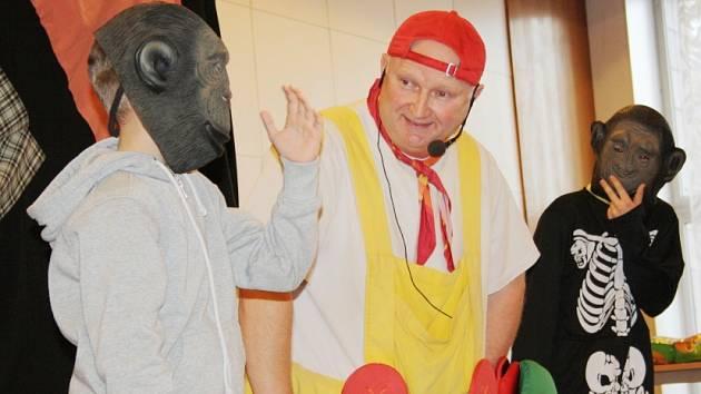 Výroční Karneval krejčíka Honzy.