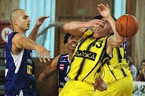 Košíkáři Sadské vyhráli poslední zápas sezony