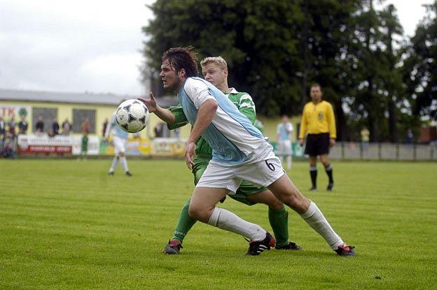 Fotbalisté Polabanu Nymburk se rozloučili s letošní sezónou prohrou.