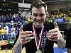 ZŮSTÁVÁ. Dalším z hráčů v kádru nymburských basketbalistů, který prodloužil smlouvu, je Jaromír Bohačík