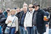 Dostihové odpoledne ovládlo závodiště v Lysé nad Labem.