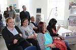 Ve čtvrtek bylo v Nymburce slavnostně otevřeno nové dialyzační středisko.