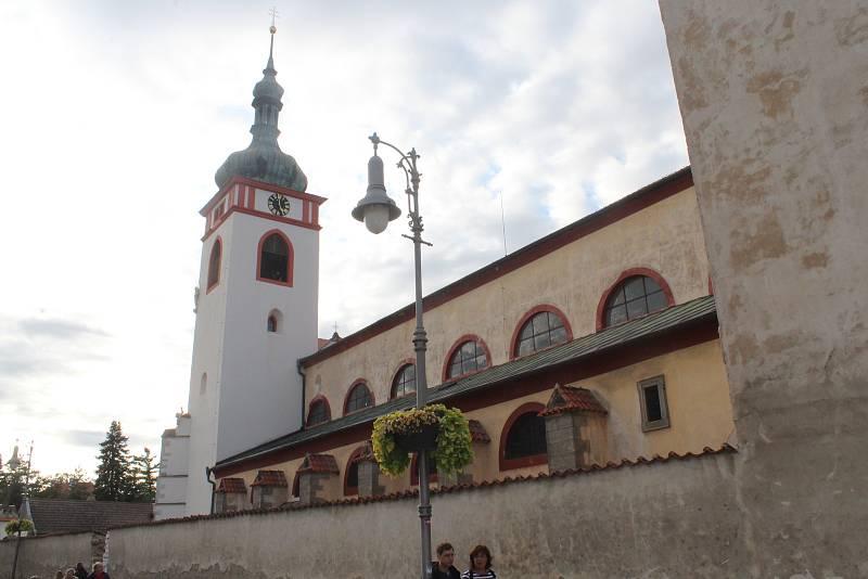 V Brandýse nad Labem a Staré Boleslavi se konala tradiční Svatováclavská pouť.