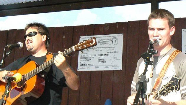 V Záhornici se bavili milovníci bluegrassu