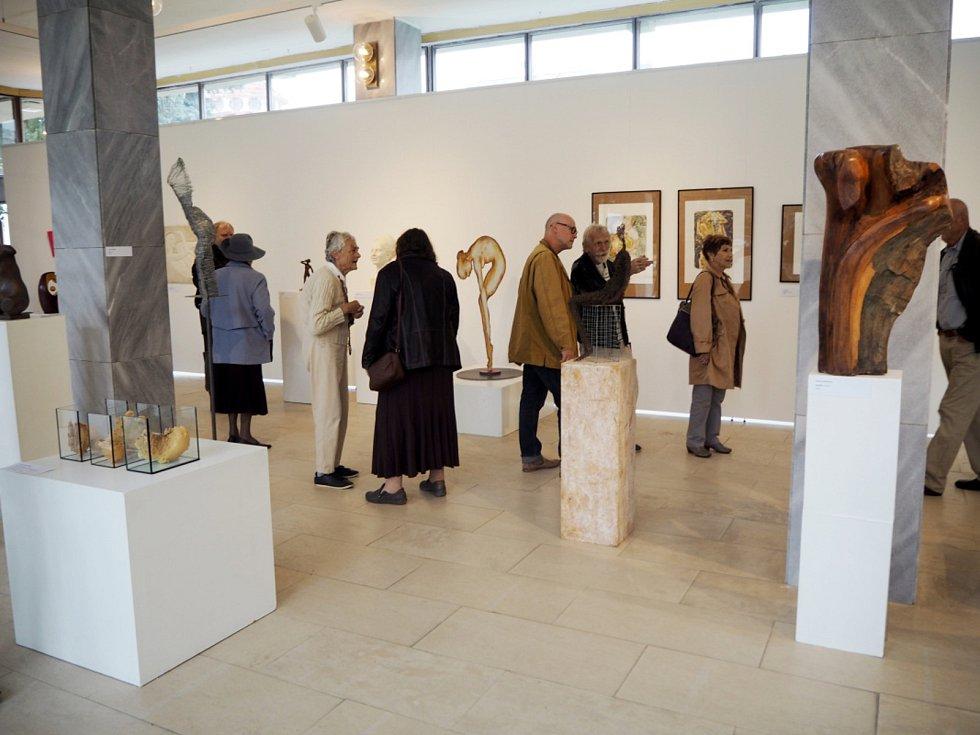 Nová výstava v Galerii Ludvíka Kuby.