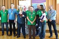Šachisté lysé nad Labem vyhráli senzačně mistrovství republiky