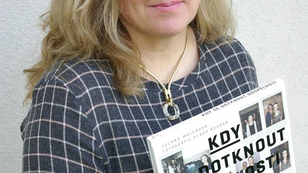 Zuzana Maléřová vypráví o své nové knize
