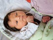 FERREIRA SANTOS BERNARDO se narodil 29. listopadu 2018 v 23.59 hodin s délkou 50 cm a váhou 3 510g. Pro maminku Pavlínu a tatínka Aparicia z Milovic je očekávaný chlapec prvním přírůstkem do rodiny.