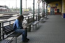 Takto vypadá hlavní vlakové nádraží a jeho okolí dnes