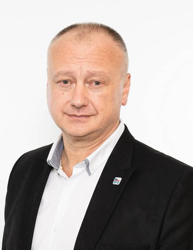 Oldřich Černý, SPD