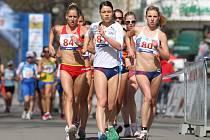 Na závodech v Poděbradech se představí loňská mistryně ČR Lucie Pelantová (č. 81) a další česká reprezentantka Zuzana Schindlerová (č. 80)