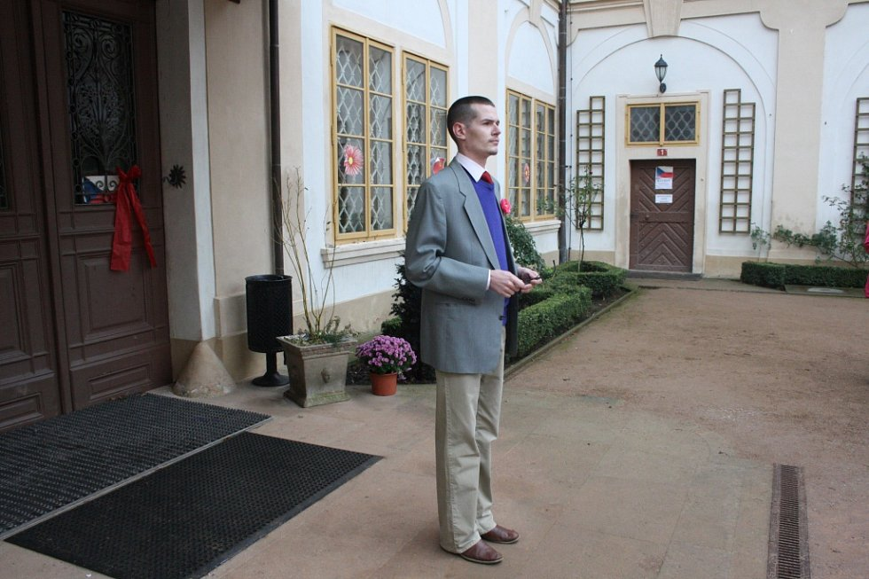 Retroprohlídky na zámku Loučeň
