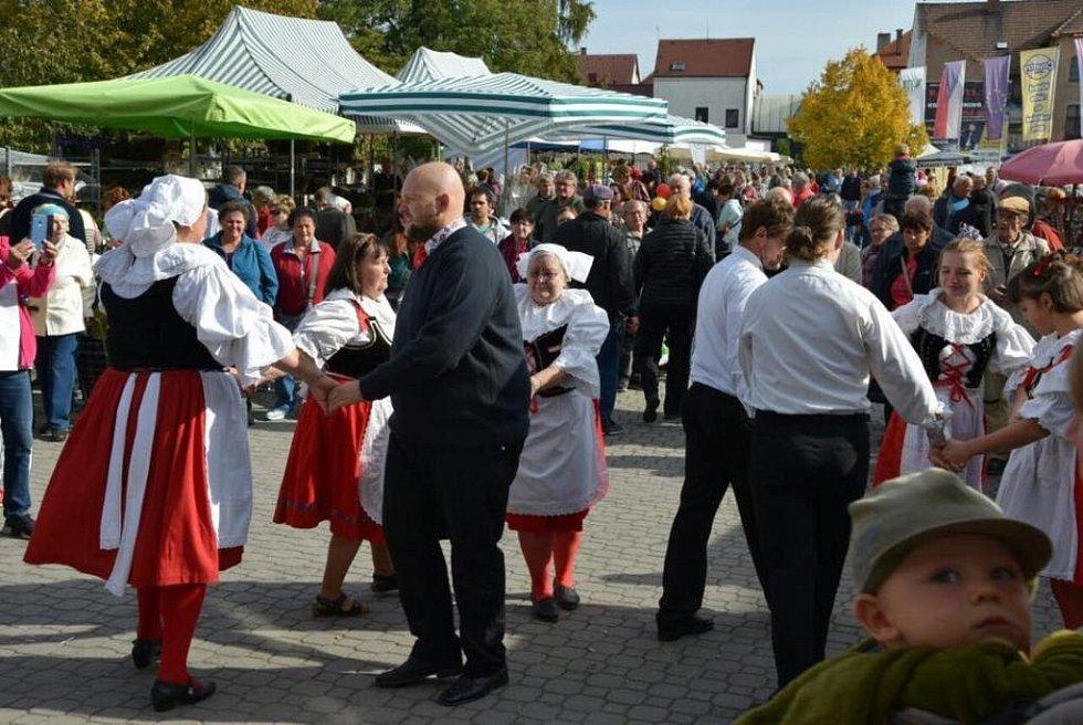 Při dožínkách v Lysé nad Labem se udělovala i ocenění Zemědělský hospodář Středočeského kraje.