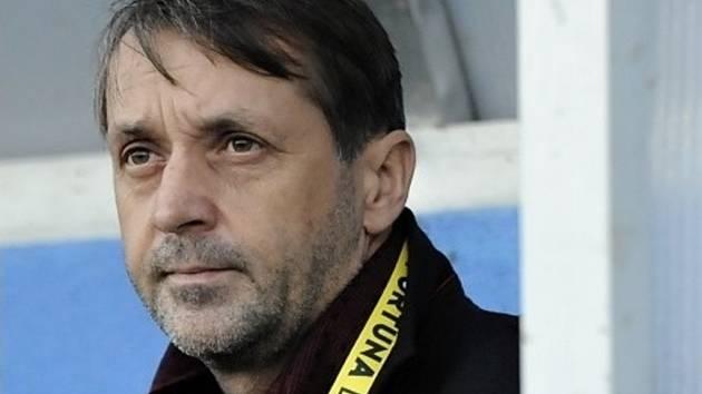 Fotbalový trenér František Šturma