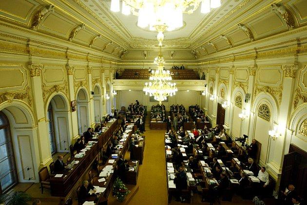Ilustrační foto - sněmovna