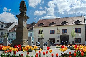 Oblastní muzeum Praha-Východ v Ardoldinovském domě na Masarykově náměstí v Brandýse nad Labem - Staré Boleslavi.