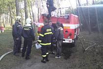 ´Třebestovičtí hasiči