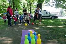 Dětský den na Ostrově v Poděbradech