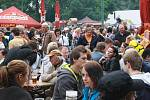 Den postřižinského piva 21. června 2014.