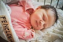 Ema Fenclová, Lysá nad Labem. Narodila se 2. dubna 2020 v 19.40 hodin, vážila 3 140g a měřila 49 cm. Z holčičky se raduje maminka Eliška a tatínek Miroslav. (porodnice Nymburk)
