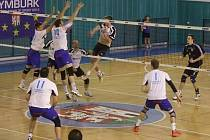 Volejbalisté Nymburka první dva zápasy play off zvládli