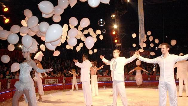 Cirkus Jo - Joo v Nymburce