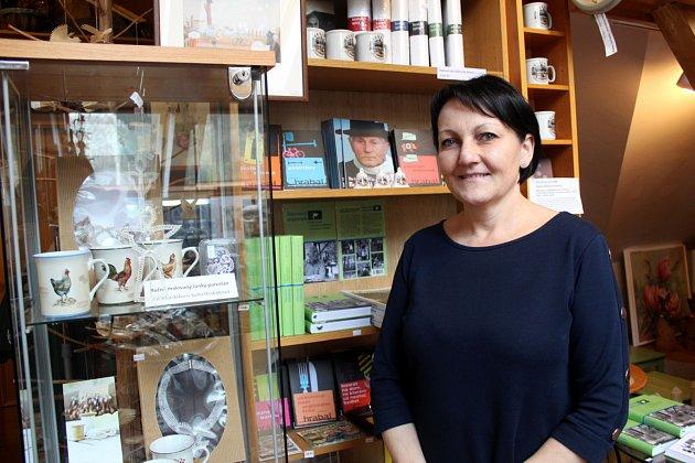 Jana Kubová, spolumajitelka Lesního ateliéru.