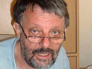 Politilog Zdeněk Zbořil