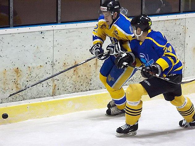 Hokejisté Nymburka nepodali špatný výkon, na body to v Benešově ale nestačilo