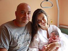 ELIŠKA BYLA PŘEKVAPENÍ. Eliška Fottová přišla na svět 16. července 2015 ve 22.30 hodin. Vážila 2 890 g a měřila 48 cm. Rodiče Markéta a Tomáš z Přistoupimi se nechali překvapit a nakonec z jejich prvního potomka byla holčička.