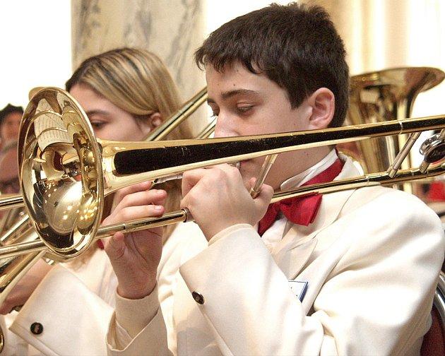 Park po nymburskými hradbami bude hostit Mezinárodní festival dechových orchestrů.